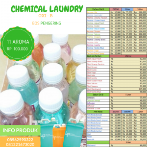 Jual Chemical Laundry