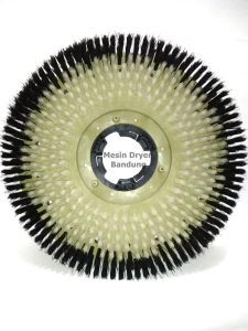 SIKAT POLISHER RING PLASTIK SOFT BRUSH