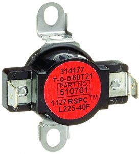 THERMOSTAT LIMIT RED SPEED QUEEN